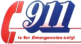 911 is for emergencies only!